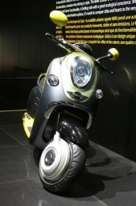vierrad scooter elektrisch